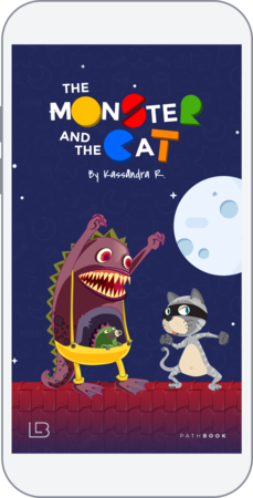 The Monster and the Cat