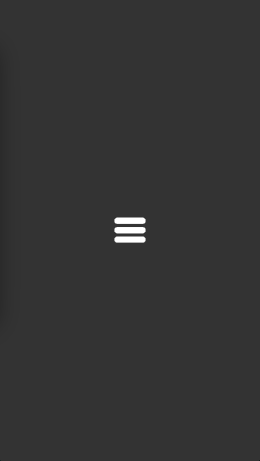 Animated hamburger icon