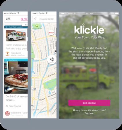 Klickle | Fuse Open