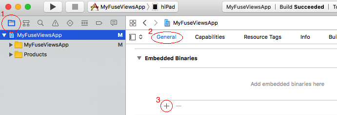 Xcode and Android Studio Integration - Fuse Documentation
